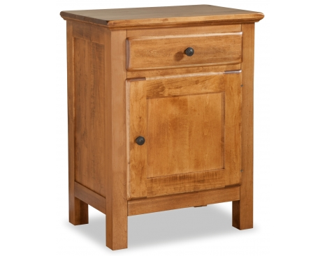 Lewiston 1-Drawer 1-Door Nightstand Image