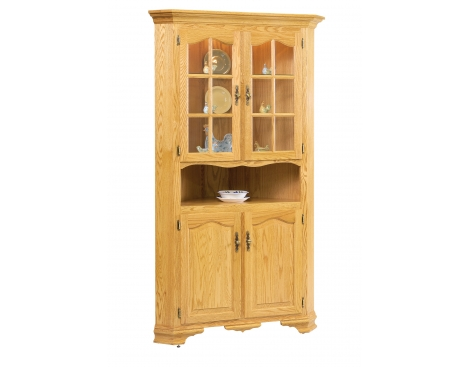 Harvest Corner Hutch & Buffet Image
