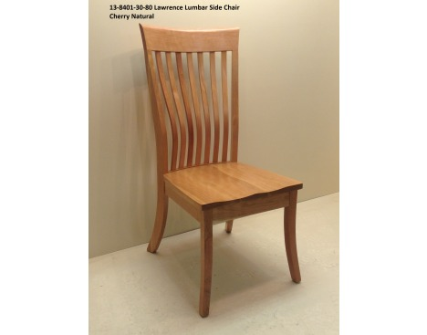 Lawrence Lumbar Side Chair 13-8401-30-80 Image