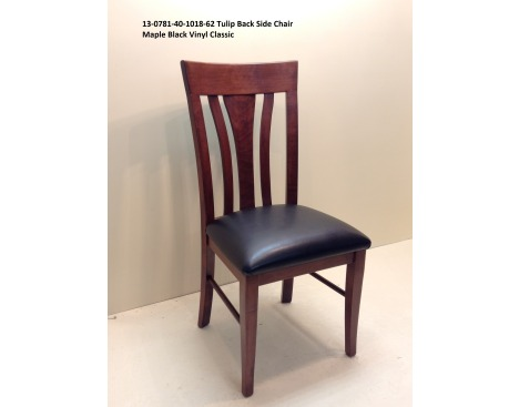 Tulip Back Side Chair 13-0781-40-1018-62 Image