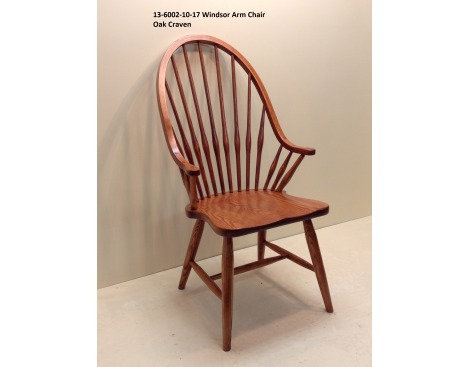 Windsor Arm Chair 13-6002-10-17 Image