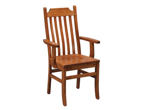 Mt. Vernon Arm Chair Image