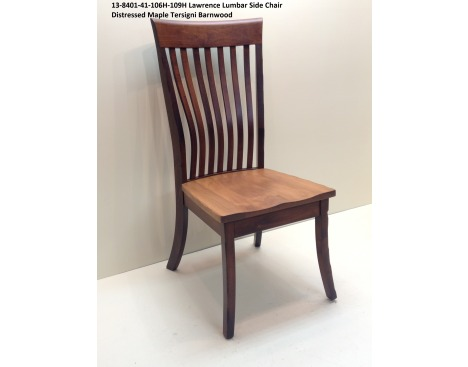 Lawrence Lumbar Side Chair 13-8401-41-106H-109H Image