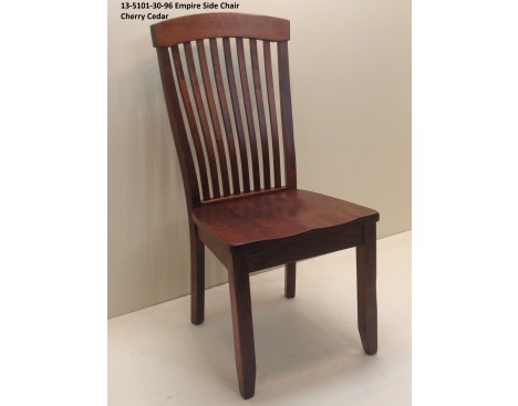 Empire Side Chair Oak 13-5101-30-96 Image