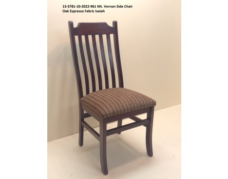 Mt. Vernon Side Chair 13-3781-10-2022-961 Image