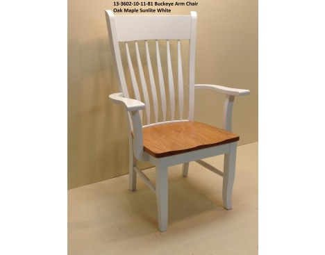 Buckeye Arm Chair 13-3602-10-11-81 Image