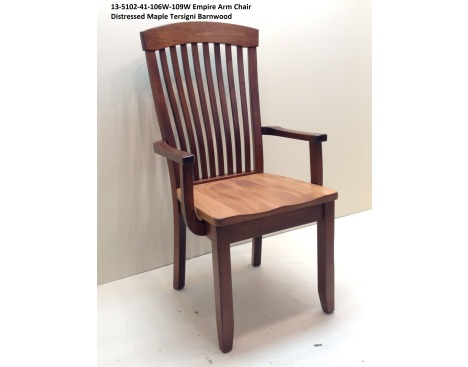 Empire Side Chair Oak 13-5101-41-106W-109W Image
