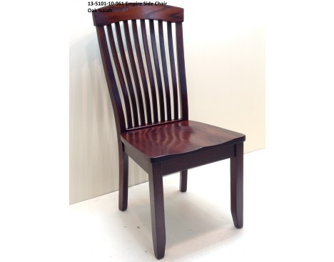 Empire Side Chair Oak 13-5101-10-961 Image
