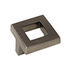 Antique Nickel Square