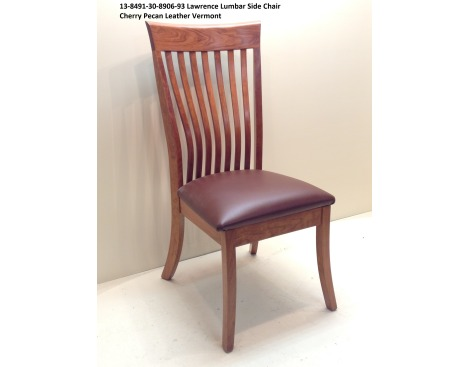 Lawrence Lumbar Side Chair 13-8401-30-8906-93 Image