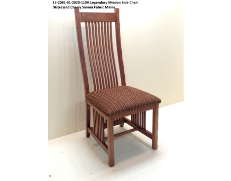 Legendary Mission Side Chair 13-2081-31-2020-110H Image