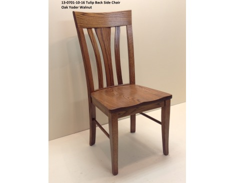 Tulip Back Side Chair 13-0701-10-16 Image