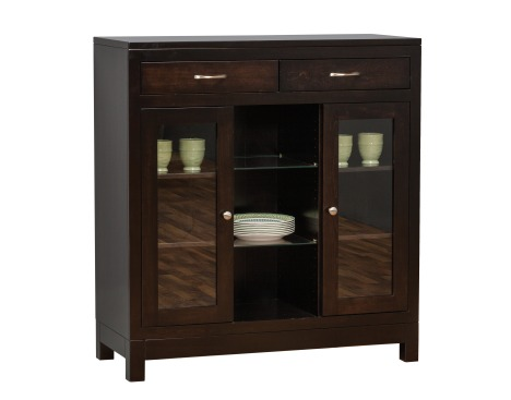 Kingsdale 2-Drawer China Cabinet Image