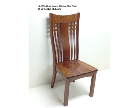 Larson Mission Side Chair 13-2701-20-44 Image