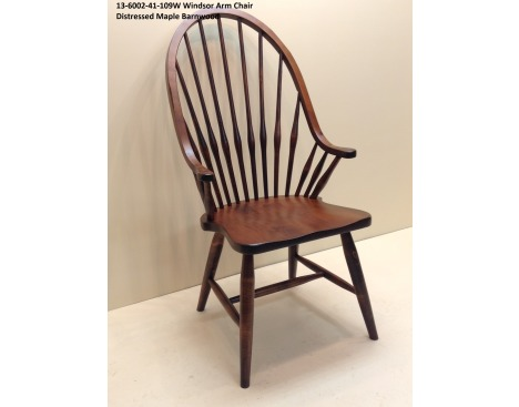 Windsor Arm Chair 13-6002-41-109W Image