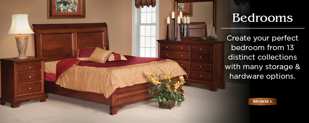 Daniel S Amish Collection Handcrafted Furniture