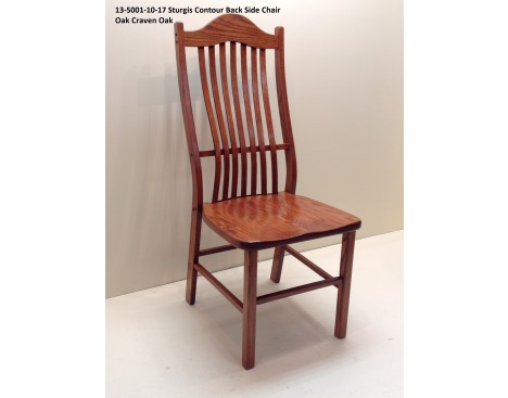 Sturgis Contour Back Side Chair 13-5001-10-17 Image