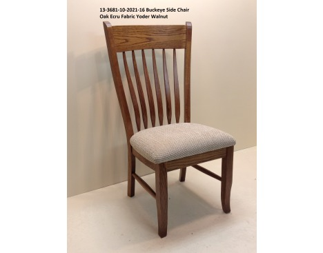 Buckeye Side Chair 13-3681-10-2021-16 Image