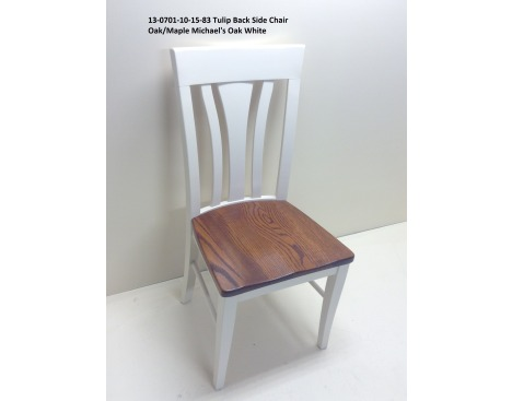 Tulip Back Side Chair 13-0701-10-15-83 Image