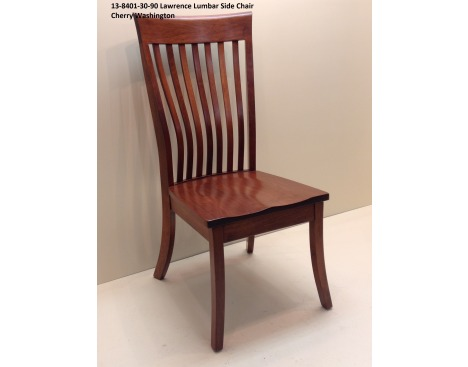 Lawrence Lumbar Side Chair 13-8401-30-90 Image