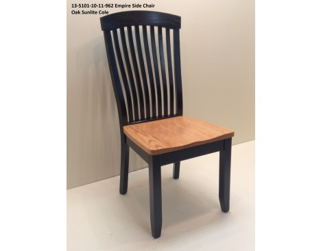 Empire Side Chair Oak 13-5101-10-11-962 Image