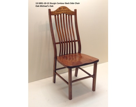 Sturgis Contour Back Side Chair 13-5001-10-15 Image