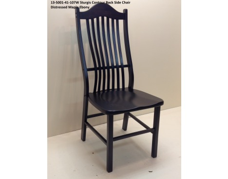 Sturgis Contour Back Side Chair 13-5001-41-107W Image