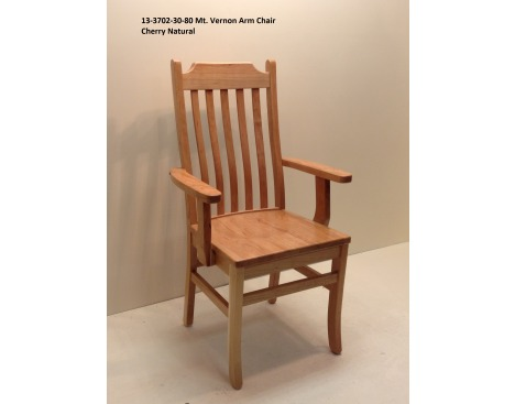 Mt. Vernon Arm Chair 13-3702-30-80 Image