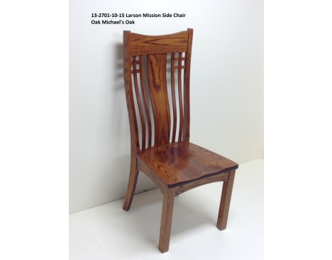Larson Mission Side Chair 13-2701-10-15 Image