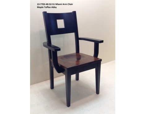 Miami Arm Chair 13-7702-40-52-51 Image