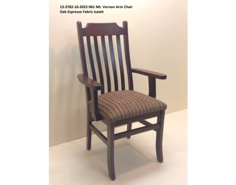 Mt. Vernon Arm Chair 13-3782-10-2022-961 Image