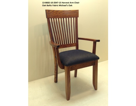 Harvest Arm Chair 13-8682-10-2047-15 Image