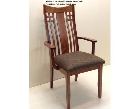 Peoria Arm Chair 13-3082-20-2045-47 Image