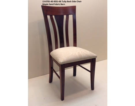 Tulip Back Side Chair 13-0781-40-3031-66 Image