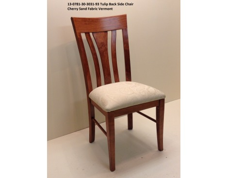 Tulip Back Side Chair 13-0781-30-3031-93 Image