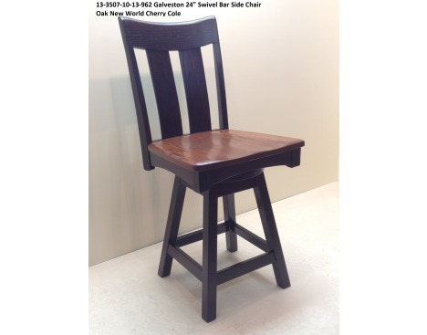 Galveston Swivel Counter Height Chair Image