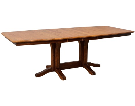 Millsdale Double Pedestal Table Image