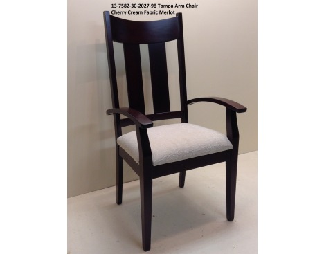 Tampa Arm Chair 13-7582-30-2027-98 Image