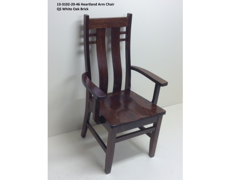Heartland Arm Chair 13-3102-20-46 Image