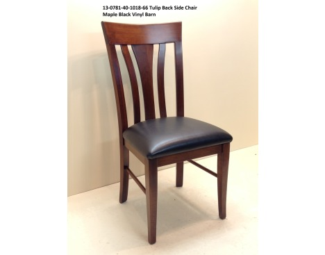 Tulip Back Side Chair 13-0781-40-1018-66 Image