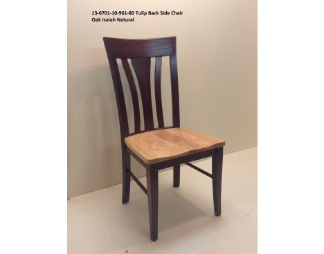 Tulip Back Side Chair 13-0701-10-961-80 Image