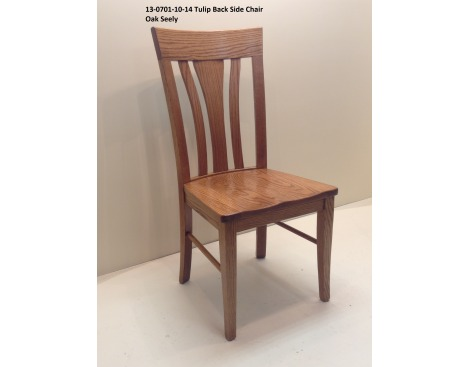 Tulip Back Side Chair 13-0701-10-14 Image