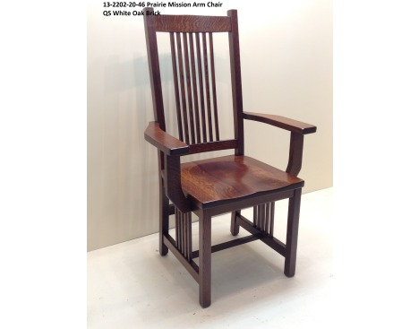 Prairie Mission Arm Chair 13-2202-20-46 Image